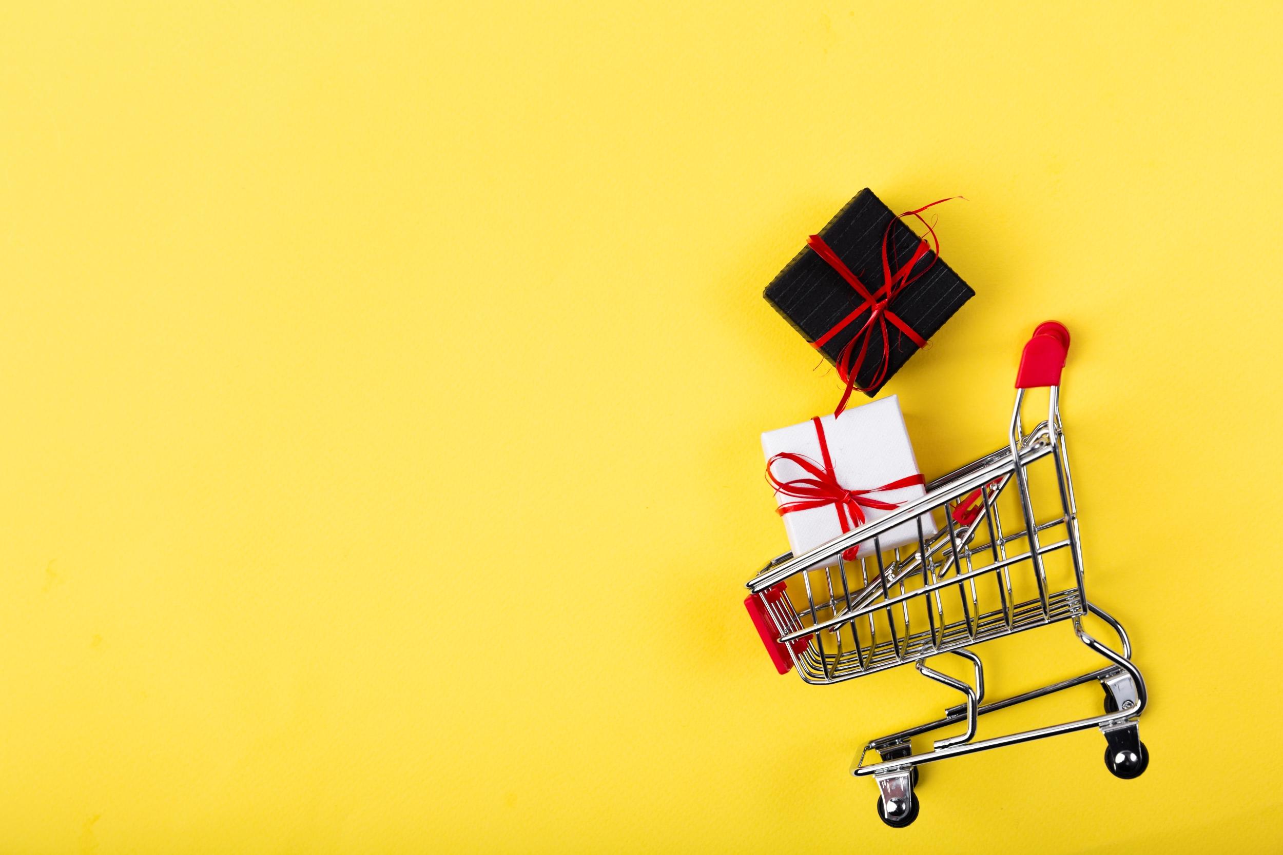 shopping photos