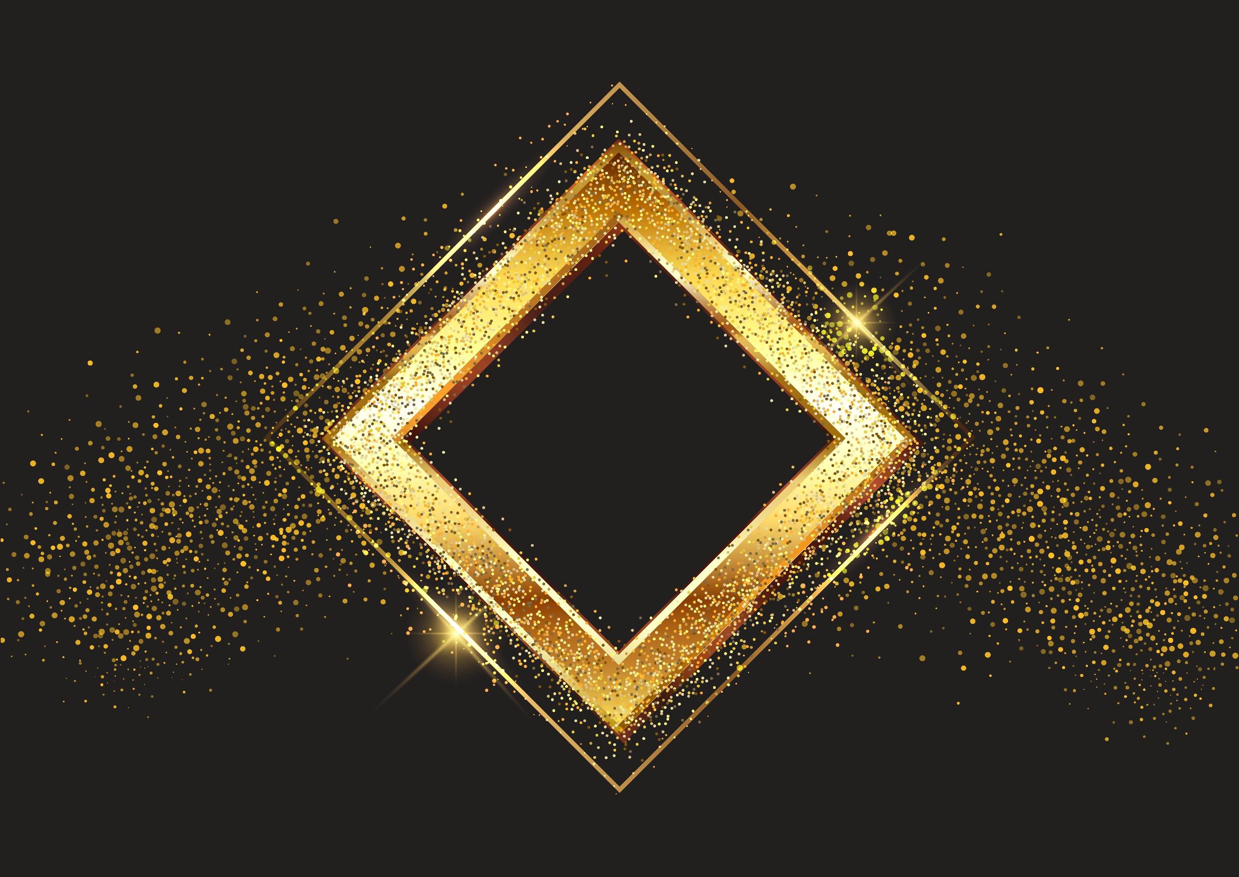خلفيات فضية وذهبية