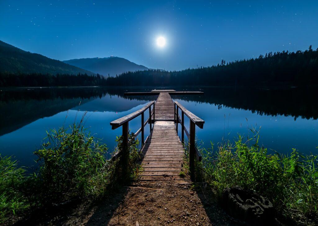 صور قمر ونجوم