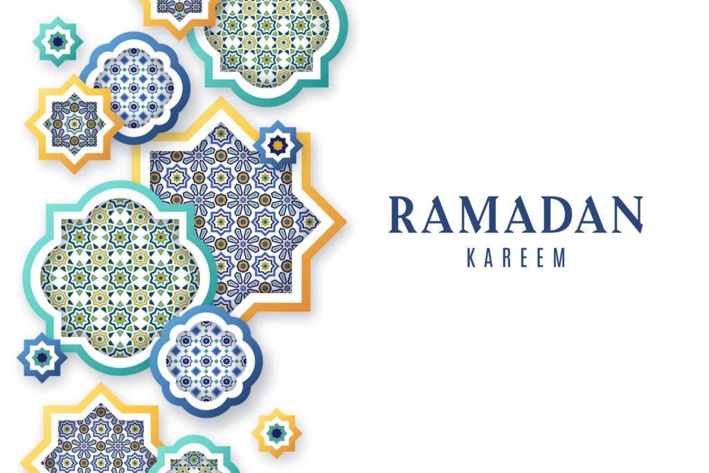 صور وخلفيات رمضان